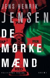 Forside nyeste roman Jens Henrik Jensen